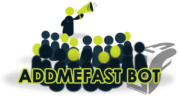 addmefast bot free